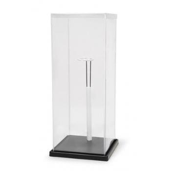 Display Case for Doll or Collectibles, (18