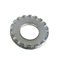 ACTION HUB AXLE WASHER REAR SERRATED WALD 318