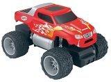 1:24 Scale Fast Lane Super Slicks Monster 4x4 Kit Red 49 MHz