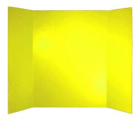 Yellow Foam Presentation Boards (24/case) - Buy Yellow Foam Presentation Boards (24/case) - Purchase Yellow Foam Presentation Boards (24/case) (Flipside Products, Office Products, Categories, Office & School Supplies, Education & Crafts, Teaching Materials)