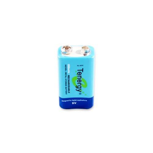 Amazon Com Tenergy 10001 9v 8 4v 250mah Nimh High