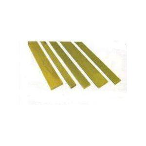 """Brass Barstock Knifemaking 3/16""""X3/4""""X12"""""""