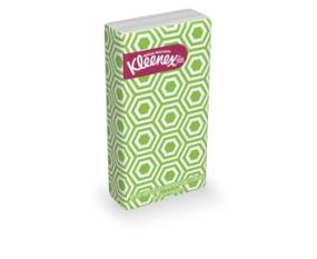 Take Kleenex facial tissues wherever you go with our pocket packs and travel packs