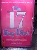 Mike Moreno The 17 Day Diet: A Doctor's Plan Designed for Rapid Results