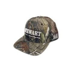 The Game Tony Stewart Bar Trucker Adjustable Hat - Camo by NASCAR