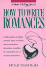 How to Write Romances (Genre Writing...