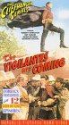 Vigilantes Are Coming [VHS]