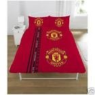 Manchester United Football Double Bed Duvet Cover pm