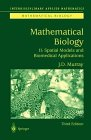 Mathematical Biology (Biomathematics Series) (038757204X) by James Dickson Murray