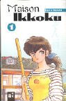 echange, troc Rumiko Takahashi - Maison Ikkoku 01.