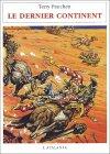 Les Annales du Disque-Monde, Tome 22 : Le Dernier continent par Pratchett