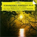 Tchaikovsky: Symphony No. 4 / Francesca da Rimini