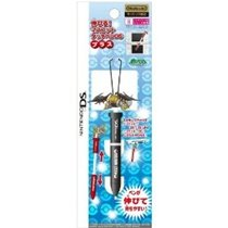 Pokemon Diamond Pearl Expandable Touch Stylus Pen W/ Strap For All DS Systems - Giratina