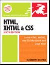 Html, Xhtml & Css - Visual Quickstart Guide - Sixth EditionHTML, XHTML, and CSS, Sixth Edition