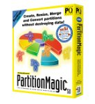 PartitionMagic 5.0 Professional Technician CD Kit