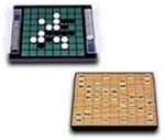 両面盤 「オセロ&将棋」