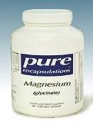 Pure Encapsulations Magnesium (glycinate) - 360 capsules