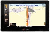 A-rival XEA Navigationssystem 12,7cm 5zoll WEUTMC