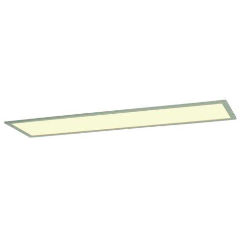 SLV I-Pendant Pro LED Panel, SMD, 39W, 4000K, 110 Grad, silbergrau 158734