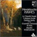 Mendelssohn Psaumes