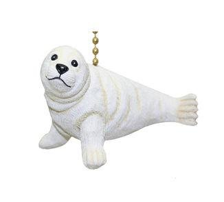 Harbor Seal Ceiling Fan Pull