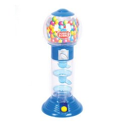 10.5 Inches Spiral Fun Gumball Bank (Colors May Vary) - 1