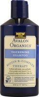 buy Avalon Organics Thickening Shampoo Biotin B Complex Therapy -- 14 Fl Oz (Quantity Of 5)