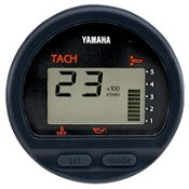 Yamaha Outboard OEM Multi-Function Gauge Tach Tachometer 6Y5-8350T-83-00 (Yamaha Pro Series Ii compare prices)