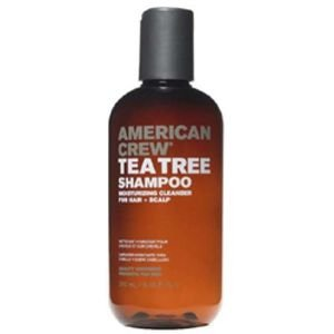 American Crew Tea Tree Shampoo 250 ml (8.45 oz.) (Case of 6)