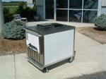 Nelson BDC6 Ice Cream Dipping Cart (Nelson Freezer compare prices)