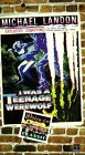 I Was a Teenage Werewolf [VHS]