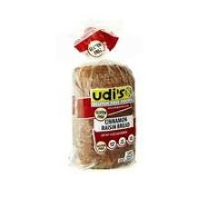 Gluten Free Cinnamon Raisin Bread