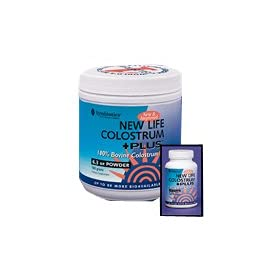 Symbiotics Colostrum Plus W/bio-lipid 牛初乳粉2.25oz S&S$18.48,