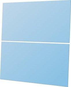Vikuiti DQCM30 DISPLAYSCHUTZFOLIE von 3M passend zu Acer Iconia 484G64ns (einfache Montage, entspiegelt matt, hartbeschichtet, schmutzabweisend)