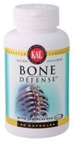KAL - Bone Defense W/Ipriflavone, 60 capsules