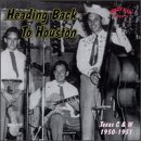 Heading Back to Houston: Texas C&W 1950-51