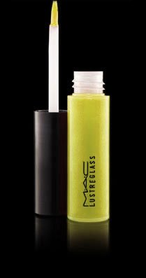 Mac Lustreglass Lipgloss - Spring Bean back-528571