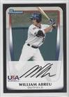 Winston Abreu St. Louis Cardinals, Team USA (National Team) (Baseball Card) 2011 Bowman Draft Picks & Prospects Prospects #BDPP91
