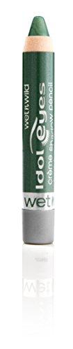 wet n wild Idol Eyes Cream Shadow, Envy, 0.11 Ounce (Wet N Wild Eyeshadow Stick compare prices)