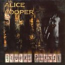 Original album cover of Brutal Planet by Alice Cooper