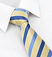 Ultimate Performance Pure Silk Striped Tie