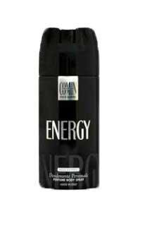 Deodorante uomo Energy, equivalente a ETERNITY DI CALVIN KLEIN, 150 ml spray