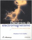 img - for Elementos De Electromagnetismo (Spanish Edition) book / textbook / text book