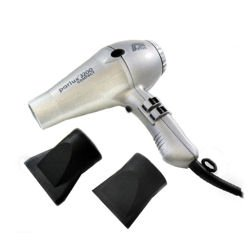 Parlux 3200 Compact Professional Salon Hairdryer 1900w - Silver