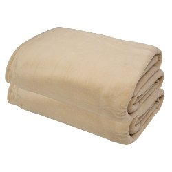Velour Blanket King Size front-1058560