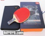 DHS HURRICANE-I Tournament Table Tennis Racket Set, Ping Pong Paddle, Penhold Racquet