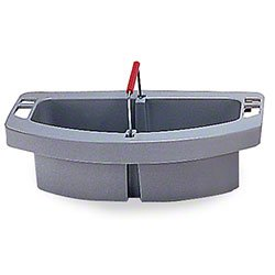 Zoom Supply Rubbermaid 2649 Cleaning Caddy, Commercial-Grade Rugged Rubbermaid Cleaning Caddy, Also Hooks Onto Rubbermaid Trash Cans -- Get Organized & Get Noticed