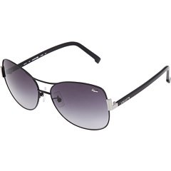 Lacoste Women`s Montecarlo Black Sunglasses