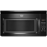 Maytag MMV1164WB 1.6 cu. ft. 1000 Watt Over-the-Range Microwave – Black