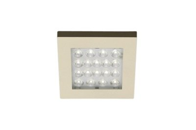 Richeleu Led 1.2W Square Warm White [ 1 Unit ]